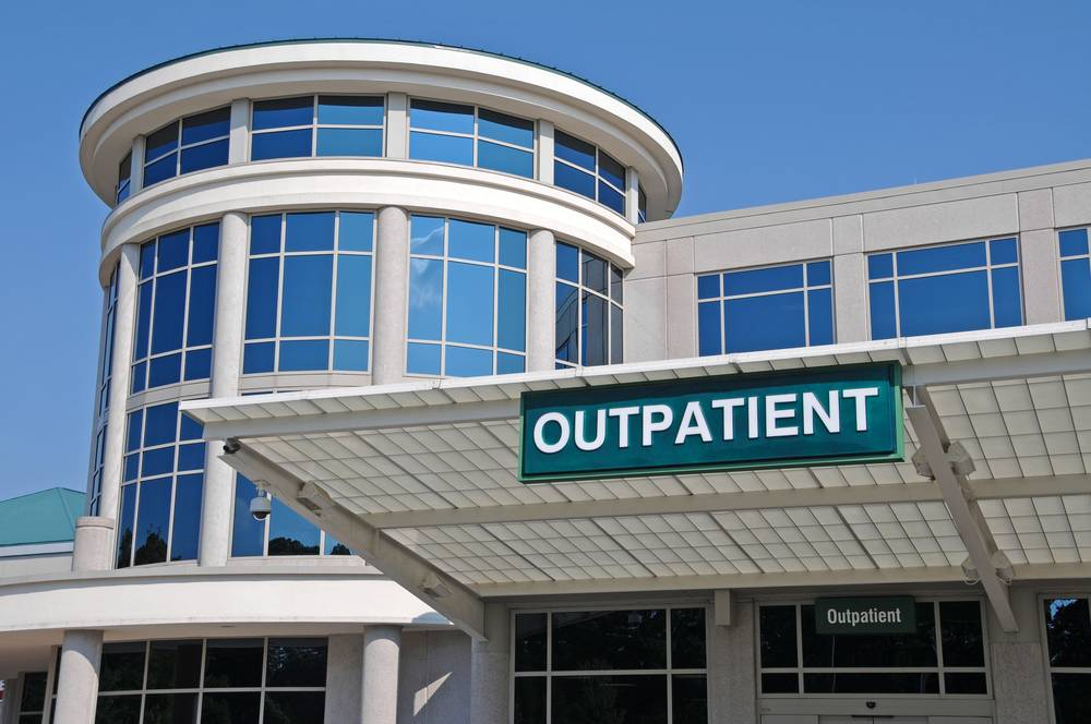 outpatient center mistakes
